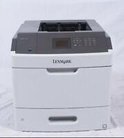 LEXMARK MS811dn Laserdrucker s/w Drucker Duplex Netzwerk USB Finishing 60S/min 1