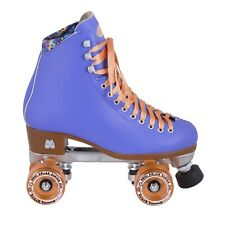 Moxi Beach Bunny Roller Skates Periwinkle Size 3 Brand New