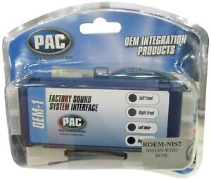 PAC ROEM-NIS2 System Interface Kit to Replace Factory Radio and Integrate
