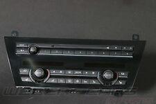 A/C Radio Control Panel BMW 6er F06 F12 13 Ceramic Automatic Air Conditioning
