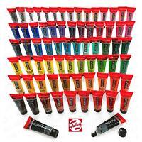 Royal Talens Full Range Amsterdam Standard Series Acrylic Paints 72 x 20ml Tubes
