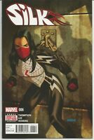 Silk #6 : Marvel Comics : October 2015