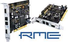 Original RME HDSP 9632 Hammerfall DSP Series Multiformat PCI Card