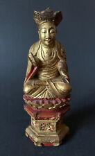 Buddha Asia China Süd China ANTIQUE BUDDHA  STATUE FIGURE OLD 佛华南