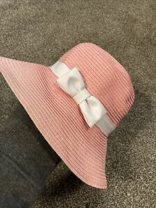 Janie And Jack Girls Easter Hat Spring 17 4/5