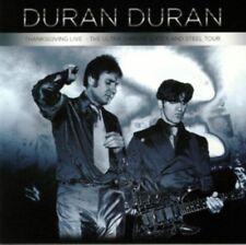 Duran Duran - The Ultra Chrome, Latex And Steel Tour NEW 2 x CD