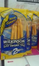 3 X 5 Pack 15 Wilkinson Sword 2 Blade Disposable Razors Razor Blades