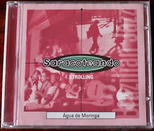 AGUA DE MORINGA SARACOTEANDO CD MALANDRO (1999) USA SEALED BRAZILIAN JAZZ