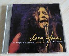 CD ALBUM JANIS JOPLIN LOVE JANIS 23 TITRES 2001