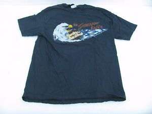 North Country Harley Davidson Oceanside California T Shirt The Screamin Eagle XL