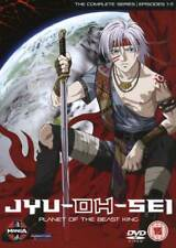 Jyu-Oh-Sei - Planet Of The Beast King (Complete Series,2 Disc DVD) 11 Episodes