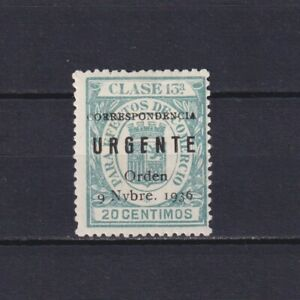 SPAIN 1936, Burgos issue special Delivery Stamps, Sc#7LE7-7LE8,MH