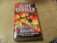 Dirk Pitt Adventure: Poseidon's Arrow by Dirk Cussler and Clive Cussler 2013 r