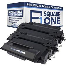 2pk Ce255x 55x Toner Cartridge For Hp Laserjet P3015x P3015 P3015dn P3015 M525dn