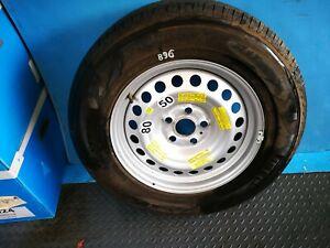 NEW Volkswagen Amarok, Nissan, L200, Isuzu, Steel Spare Wheel & 245/65 R17 tyre