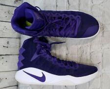 NEW Nike Hyperdunk 2016 TB Basketball Shoes 844368-551 Purple White MENS SZ 15