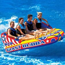 WOW Giant Bubba - 3-4 Person Ski Tube