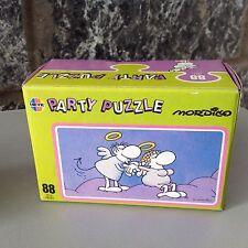 Vintage 80S#puzzle party  Heye  Mordillo 88 Pz.  Jigsaw#Nib