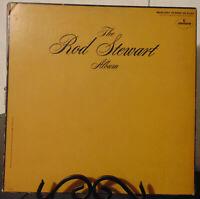 """Rod Stewart – """"The Rod Stewart Album"""" - Orig 1970 Classic Rock Vinyl LP - EX"""