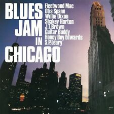 Blues Jam in Chicago by Fleetwood Mac/Otis Spann (Vinyl, Sep-2014, 2 Discs, Music on Vinyl)