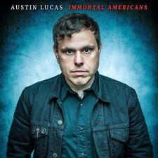 Austin Lucas - Immortal Americans [New Vinyl] Blue, Digital Download