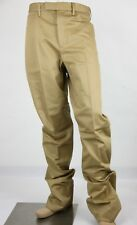 bbae41540f8 New Gucci Men s Light Brown Cotton Military Drill Pant IT 50R US 34 406453  9813