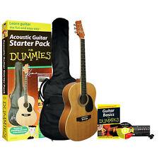 Kona Acoustic Guitar Starter Pack For Dummies®