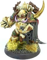 Warhammer 40K Nurgle Death Guard Chaos Space Marines Plague Marine Champion