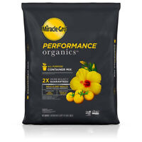 Scotts Miracle-GRO Performance Organics All Purpose Container Mix 1 Cu. Ft.