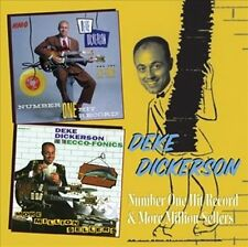 Number 1 Hit Record & More Million Sellers by Deke Dickerson (CD, Aug-2012, 2 Discs, Floating World)