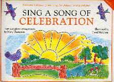 Sing A Song Of Celebration Christian Praise PIANO Guitar PVG Music Book