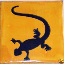 "C131) 9 Ceramic Decorative Talavera 4x4"" Mexican Tile"
