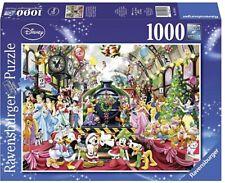 Ravensburger Disney Christmas 1000 Piece Jigsaw Puzzle NEW