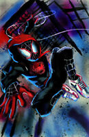 *NEW* Marvel Miles Morales Spider-Man Spider Verse Wall Art Print Size 11x17
