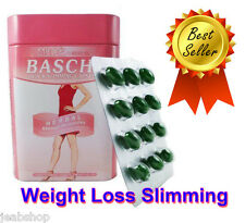 New 36 Capsules  Baschi Very Strong Weight Loss Slimming Fat Burner Diet Pills