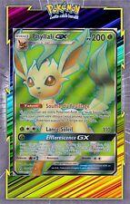 Phyllali GX Full Art-SL05:Ultra Prisme - 139/156 - Carte Pokemon Neuve Française