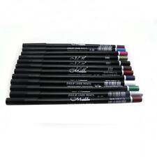 12 Colors Eyebrow Glitter Shadow Lip EyeLiner Pencil Pen Cosmetic Makeup Set Kit