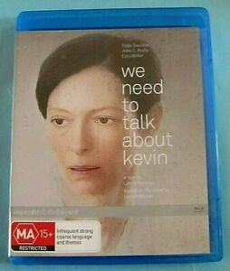 WE NEED TO TALK ABOUT KEVIN BLU-RAY Australian