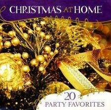 CHRISTMAS AT HOME, 20 PARTY FAVORITES