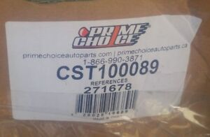 Choice CST100089 Suspension Strut and Coil Spring Assembly Front Right