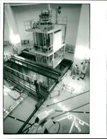 Grohnde nuclear power plant - Vintage photograph 3262784