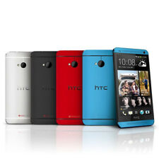 """4.7"""" New HTC ONE M7 Unlocked Quad-core Android Smartphone - 32GB 4MP - 5 Colors!"""