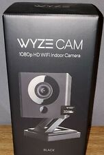 WYZE V2 1080p Indoor Wireless Bullet Wi-Fi Smart Home Camera with 32GB SD Card,