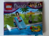 LEGO® Friends™ Set 30401 Emmas Pool mit Rutsche Polybag NEU OVP