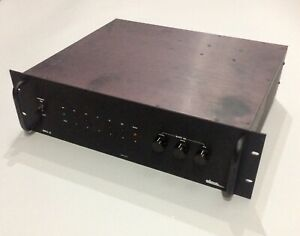 Audio Design Associates ADA MPA-6 Home Theater 6 Channel Power Amp W/ Parametric