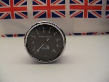R13 -  NVT SQUIGGLE ( TRIUMPH ONLY) REV COUNTER/TACHO TACHOMETER - STRAIGHT OFF