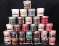 Ranger 'EMBOSSING POWDER' x1 34ml Jar (Choose from 34) Non-Toxic Acid Free