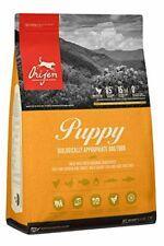 ORIJEN Puppy Dog Food, Grain Free,Fresh and Raw Animal Ingredients,4.5 lb