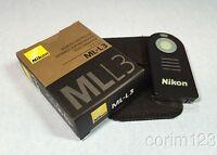 ML-L3 Shutter Release IR Wireless Remote Control Nikon D3000 D5000 D40 D50 D70