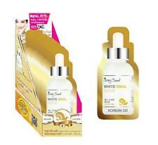 Jenny Sweet White Facial Snail Serum Korean Beauty Anti-Aging Face Skin Care 7g